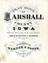 Title Page, Marshall County 1885